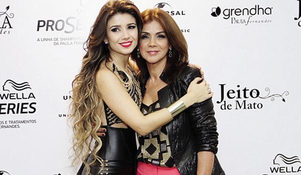 Paula Fernandes ganhará biografia e Filme